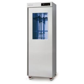 Aian Endoscope Cabinet and Sterilizer with multiple revolving holders