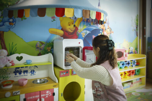 AIAN UY sterilizer at daycare centers